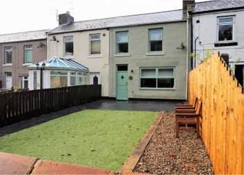 Thumbnail 3 bed cottage for sale in New Row, Oakenshaw, Crook