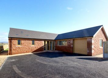 Thumbnail 3 bed detached bungalow for sale in Coopers Close, High Hesket, Carlisle