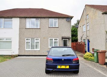 Thumbnail 2 bed maisonette to rent in Burr Close, Bexleyheath, Kent