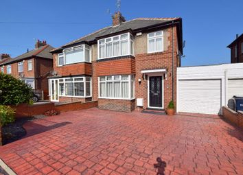 Thumbnail 3 bed semi-detached house for sale in Holmside Avenue, Dunston, Gateshead