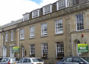 Thumbnail Office to let in Lower Ground Floor Rear, 22, Lemon Street, Truro, Cornwall