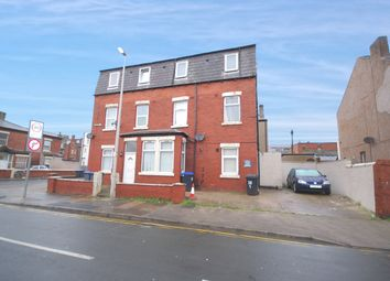 Thumbnail 3 bed flat for sale in Milbourne Street, Blackpool, Lancashire