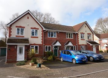 Thumbnail 2 bed terraced house for sale in Hainault Drive, Verwood