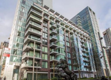 Thumbnail 1 bed flat to rent in Kingwood Gardens, Goodman's Field, Leman Street, Aldgate, London