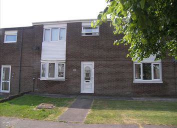 Thumbnail 3 bed terraced house to rent in Harrison Court, Annitsford, Cramlington