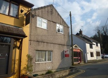 Thumbnail 1 bed flat for sale in Wood Street, Menai Bridge, Anglesey, North Wales