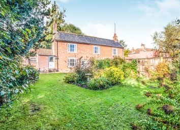 Thumbnail 2 bed property for sale in The Street, Brinton, Melton Constable