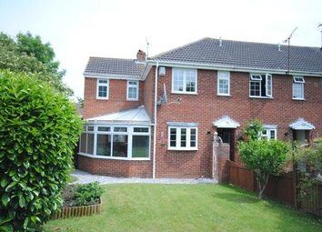 Thumbnail 3 bed terraced house for sale in Daventry Court, Bracknell