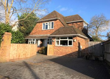 Thumbnail 4 bed detached house to rent in Chalklands, Bourne End