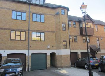 Thumbnail 3 bed town house to rent in Hathaway Court, Esplanade, Rochester, Kent