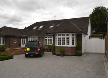 Thumbnail 4 bed semi-detached bungalow to rent in Bucknalls Lane, Watford, Herts