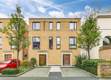 Thumbnail 4 bed property to rent in Lightfoot Villas, Augustas Lane, London