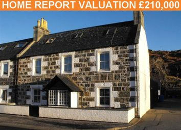 Thumbnail 4 bed semi-detached house for sale in Main Street, Lochinver, Sutherland