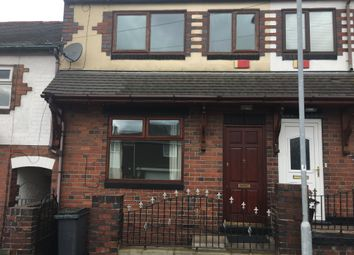 Thumbnail 2 bed terraced house to rent in Speedwall Street, Longton, Stoke On Trent