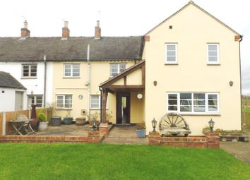 Thumbnail 4 bed cottage for sale in Anslow Road, Needwood, Burton-On-Trent
