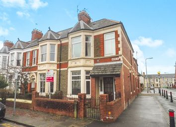 Thumbnail 1 bed flat for sale in Werfa Street, Roath Park, Cardiff