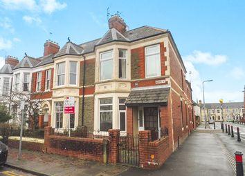 Thumbnail 1 bedroom flat for sale in Werfa Street, Roath Park, Cardiff