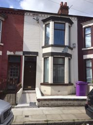 Thumbnail 3 bed terraced house to rent in Gloucester Road, Tuebrook