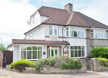 Thumbnail 5 bed semi-detached house for sale in Crofton Lane, Orpington