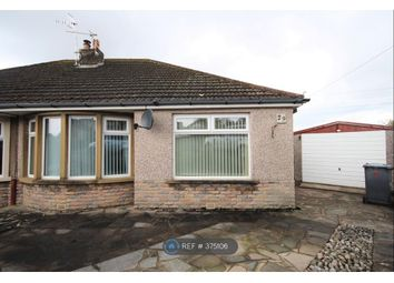 Thumbnail 2 bed bungalow to rent in Westfield Drive, Carnforth
