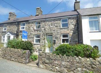 Thumbnail 2 bed terraced house for sale in Llithfaen, Pwllheli, Gwynedd
