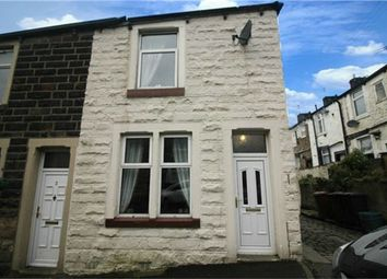 Thumbnail 2 bed end terrace house for sale in Granville Street, Briercliffe, Burnley, Lancashire