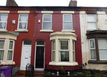 Thumbnail 3 bedroom property to rent in Aspen Grove, Toxteth, Liverpool