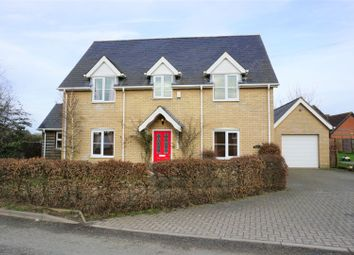 Thumbnail 4 bed detached house for sale in Bowl Road, Battisford Tye