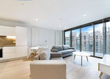 Thumbnail 2 bedroom flat to rent in Commodore House, Royal Wharf, London
