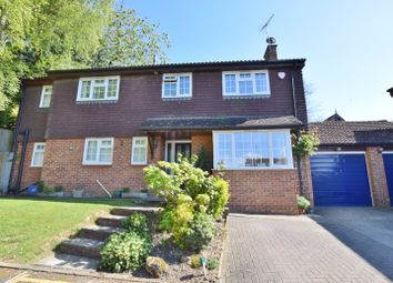 Thumbnail 4 bed detached house to rent in Longbridge, Willesborough Lees