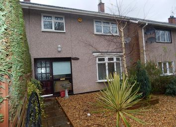 Thumbnail 3 bed terraced house to rent in Pembroke Place, Llanyravon, Cwmbran