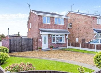 Thumbnail 3 bedroom detached house for sale in Rochester Crescent, Crewe, Cheshire