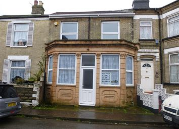Thumbnail 4 bed terraced house for sale in St. Georges Road, Great Yarmouth