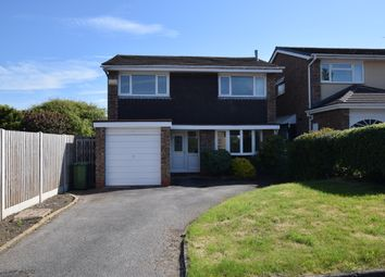Thumbnail 4 bed detached house for sale in Whateley Hall Road, Knowle, Solihull, West Midlands