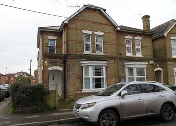 Thumbnail 2 bedroom flat to rent in Wordsworth Road, Southampton