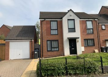 Thumbnail 4 bed detached house for sale in Lower Beeches Road, Northfield, Birmingham, West Midlands
