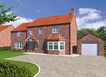 Thumbnail 4 bed detached house for sale in Wobeck Lane, Melmerby, Ripon