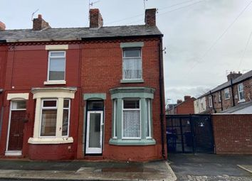 Thumbnail 1 bed end terrace house for sale in 2 Bellmore Street, Garston, Liverpool