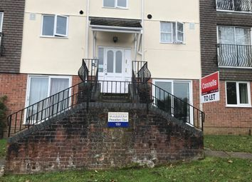 Thumbnail 1 bed flat to rent in Prestonbury Close, Plymouth