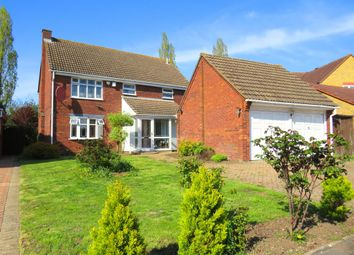 Thumbnail 4 bed detached house for sale in Tyle Green, Emerson Park, Hornchurch