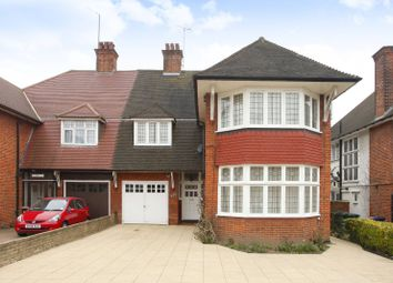 Thumbnail 4 bed property to rent in Finchley Road, Golders Green