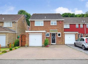 Thumbnail 3 bed end terrace house for sale in Chart Place, Wigmore, Gillingham, Kent