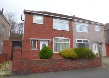 Thumbnail 3 bed semi-detached house for sale in Cedar Road, Barrow-In-Furness, Cumbria