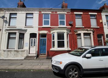Thumbnail 2 bed terraced house for sale in Alwyn Street, Aigburth