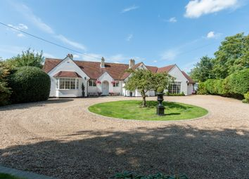 Thumbnail 3 bed detached bungalow for sale in Thrandeston Road, Brome, Eye