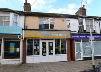 Thumbnail Retail premises for sale in Bevan Street East, Lowestoft