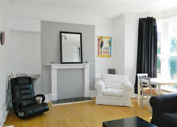 Thumbnail 2 bed flat for sale in Gwydr Crescent, Uplands, Swansea