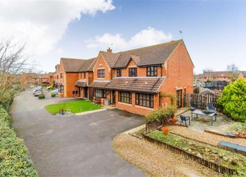 Thumbnail 5 bedroom detached house for sale in Leonards Lee, Westcroft, Milton Keynes, Bucks