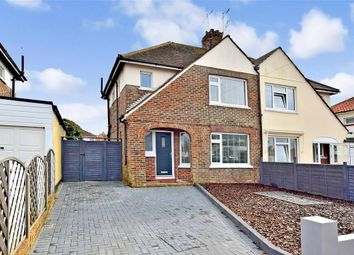 Thumbnail 2 bed semi-detached house for sale in Hadley Avenue, Worthing, West Sussex
