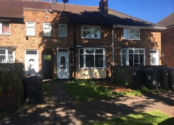 3 bed terraced house for sale in Harleston Road, Great Barr B44